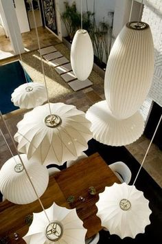 urbnite — George Nelson Lamp Collection