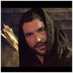 Tom Ellis as Robin Hood