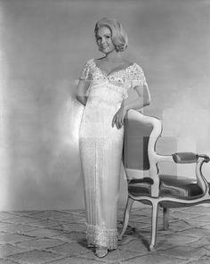 """Debbie Reynolds publicity shot for """"Goodbye Charlie"""" (1964)"""
