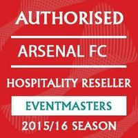 Arsenal FC Hospitality Packages v Crystal Palace (Superbox)