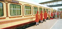 luxury train of palace on wheels Five Things You Should Know about Palace on Wheels