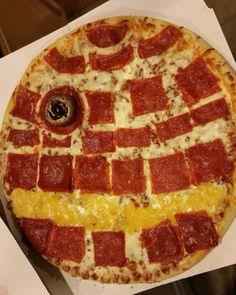 Death Star pizza