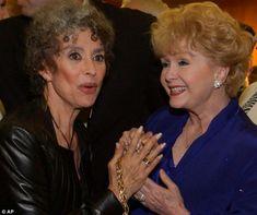 Rita Moreno and Debbie Reynolds