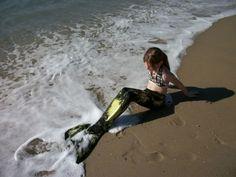 Swimmable Mermaid Tail- Genuine Fin Fun tails- Midnight Reef- Without Monofin Fin Fun Mermaid Tails, Mermaid Tale, Ballerina Dancing, Lace Leggings, Skate Wear, Girl Costumes, Dance Wear, Tween, Leotards
