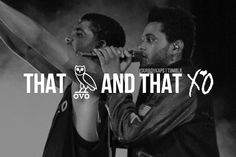 That OVO and that XO