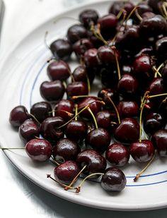 Fresh Cherry Compote by David Lebovitz, via Flickr