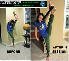 18 Best Before & After Flexibility Makeover Results images