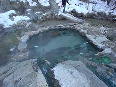 Idaho Hot Springs: Trail Creek Hot Springs