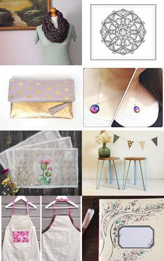 Flowers for you by Silvia Paparella on Etsy--Pinned with TreasuryPin.com