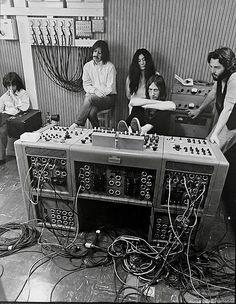 The fab in studio