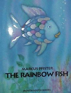 Rainbow Fish Puppets | Rainbow fish, Fish crafts and Rainbows