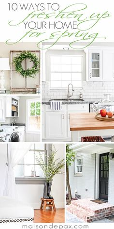 10 practical ways to freshen up your home for spring   maisondepax.com
