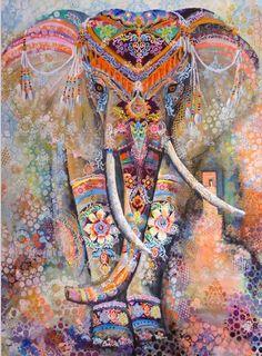 5b4f209964 US $1.18 |Diamond Painting Colour Elephant 3D Diamond Embroidery Animal  Cross Stitch Needlework Home Decor Round drill unqiue gift-in Diamond  Painting Cross ...