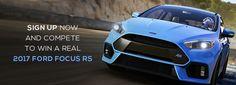 Κέρδισε ένα (αληθινό!!) αυτοκίνητο Ford Focus RS παίζοντας το Forza Motorsport 6! - https://www.saveandwin.gr/diagonismoi-sw/kerdise-ena-alithino-aftokinito-ford-focus-rs-paizontas-to-forza/
