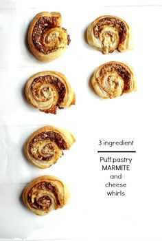 3 ingredient marmite and cheese whirls | 35 East Street