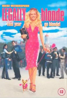 Legally Blonde [DVD] [2001] Mgm