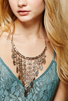 From St. Xavier Nancy Necklace | Forever 21 | #f21accessorize