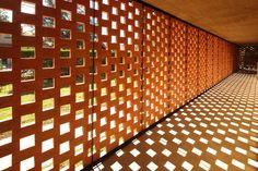 Galería de Pabellón Experimental del Ladrillo / Estudio Botteri-Connell - 13