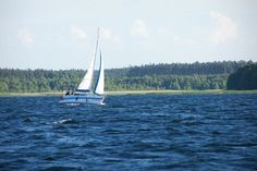 Sailing Yachting in Poland - Mazury Great Lakes District. The Great Lakes District Mazury is the best place for sailing and yachting in Pola...