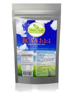 BCAA 211 Branch Chain Amino Acids Powder  500g or 1kg  Improves Exercise Performance  Reduces Muscle Breakdown 500g * Continue to the product at the image link.