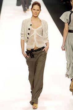 Chloe Phoebe Philo {bow belt}