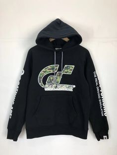6b0a1c5b Bape x Gran Turismo Hoodie Jordan Outfits, Nike Outfits, Ps3, Playstation,  Fashion