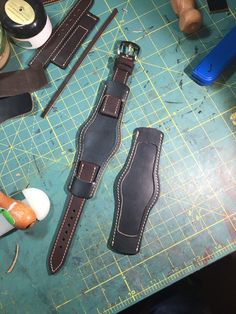 Horween Chromexcel Leather Spitzbund From 922Leather.com