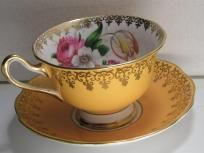 Royal Albert Cup and Saucer Pattern 2848