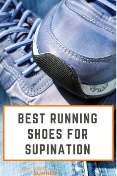 Many people suffer from supination, but the symptoms can become much more apparent when you start running. Good running shoes for people with supination often have stiff walls and sit a bit higher… Best Running Shoes, Running Gear, Running Women, Running Clothing, Workout Clothing, Fitness Clothing, How To Start Running, How To Run Faster, Marathon Running
