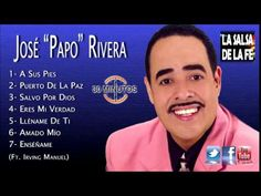 "José ""Papo"" Rivera - Amado Mío (En Vivo) - YouTube"