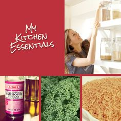 """Alicia Silverstone's """"20 Ingredients I Can't Live Without"""" (I agree with this list!)"""