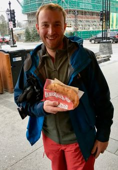 A wintery week in Banff, Canada