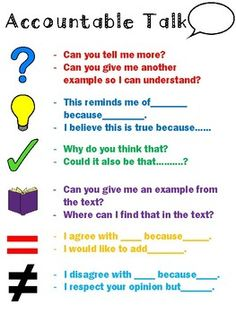 How To Circumvent IP Possession Concerns Every Time A Strategic Alliance, Three Way Partnership Or Collaboration Fails Free Accountable Talk Sentence Stems Poster. Print And Laminate For Your Students To Always Reference. Sentence Stems, Sentence Starters, Accountable Talk Posters, Talk Moves, Partner Talk, Math Talk, Instructional Strategies, Elementary Education, Math Education