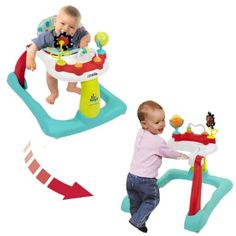 Kolcraft Tiny Steps 2 in 1 Activity Toddler & Baby Walker Seated or Walk Behin in Baby, Baby Gear, Walkers Tiny Steps, Baby Items For Sale, Developmental Toys, Activity Toys, Activity Board, Baby Play, Baby Kids, Baby Gym, Kids Fun
