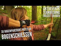 Informationen zum Bogenparcours in Wetzlar 3D Bogenschiessen
