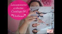 Lanzamientos y Ofertas catálogo 14 | Oriflame | Noelia Talero