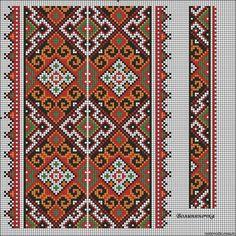 (24) Gallery.ru / Фото #12 - схемы для вышиванок - zhivushaya
