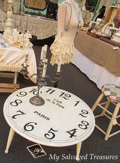 My Salvaged Treasures: Mes Amis Spring Antique Show