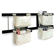 This unit can be hung horizontally or vertically.