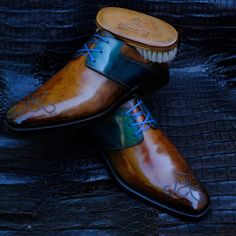 """Silvio"" A new Patina by Alexander Nurulaeff for one our great client:Mr.S.N."