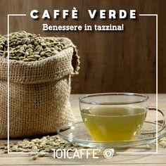 mantenere freschi i chicchi di caffè verde