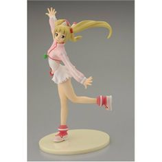 Burst Angel: Amy 1/8 Scale PVC Statue Long-sleeved Ver. by Vice, Beagle. $23.93. Burst ANgel Amy 6 Inch Anime Action Figure. Burst Angel: Amy Type A PVC Statue Organic. From the popular television anime series Burst Angel (Bakuretsu Tenshi) comes these playful PVC statues of the cute and charismatic character Amy! Licensed and released in North America by Funimation, this 1/8 scale figure shows that the techno whiz Amy is not only smart, but always in the mood for fun! Win...