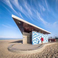 Ocean Beach Comfort Station / California, USA / Kevin deFreitas Architects