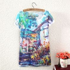 like a paint t-shirt# https://www.nopants-elinor.com