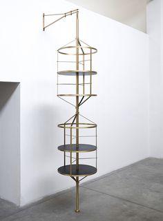 Voliera Divider Exhibitor - Pietro Russo