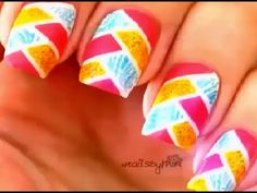 Discovered on Monogram App Cute Nail Art Designs, Nail Polish Designs, Cute Nails, My Nails, Monogram App, Monogram Wallpaper, Nails 2016, Instagram Nails, Stamping Plates