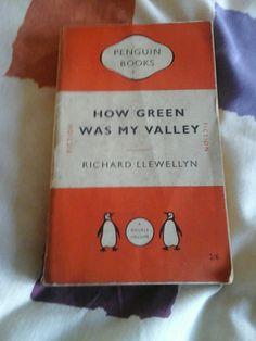 800 - Richard Llewellyn - How Green Was My Valley