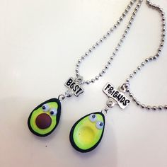 The avocados that ripen together stay together.  via MR from Claire's