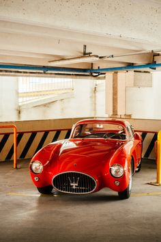 Vroooom vroom with Maserati. See BTS footage of our September magazine shoot in Modena, Italy: http://brgdf.co/28rcET