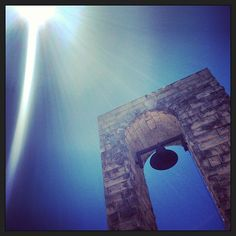 Psalms 21:13 #GodsLove @University of Mary Hardin-Baylor[Photo by @Courtney Stroup via Instagram]